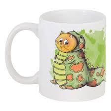 <b>Кружка Little Cute</b> Dragon #21298 в Москве – купить <b>кружку</b> с ...