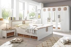 Schlafkontor Helsinki Schlafzimmer Set Landhaus Möbel Letz Ihr