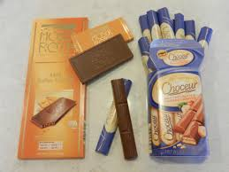 european aldi chocolates are inexpensive but amazing and melt in your mouth high quality
