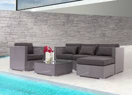 modern patio furniture. Interior: Tremendous Zuo Modern Outdoor Furniture Clear Water Bay Sofa Set Jpg T 1458232735 From Patio R