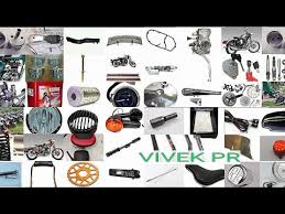 royal enfield clic 350 spare parts
