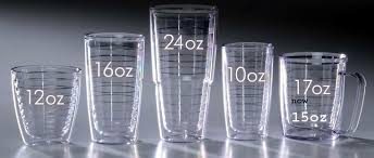 Drinking Glass Size Chart Energized Water Product Information And Order Vortex