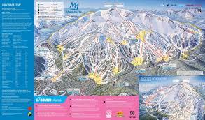 trail map mammoth mountain