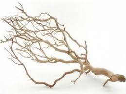 Sandblasted Manzanita Branch for decorative use