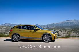 BMW Convertible bmw 850 0 60 : BMW X2 2018: review, photos, specifications