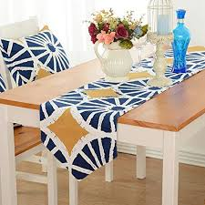 american country wind flowers table