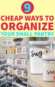 9 brilliant small kitchen pantry organization ideas that ll save you a ton of space