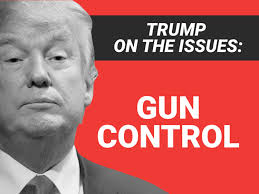 Gun Control Quotes Custom This Is Where Donald Trump Stands On Gun Control Business Insider