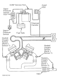 I need the diagram for hoses and pipes around intake valve on the ...
