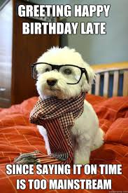 I'm doing nothing but thinking of DOGHOUSE'S BIRTHDAY!!! in Off ... via Relatably.com