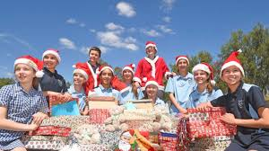 Shepparton East Primary School students learn the gift of giving