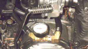 """old kaws never die oil cooler fabrication the oil cooler will keep your oil cooler by removing heat from it prior to engine lubrication the added oil capacity of ~1 quart if you go the Å"""""""