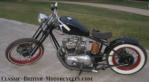 triumph chopper old school triumph chopper triumph choppers old