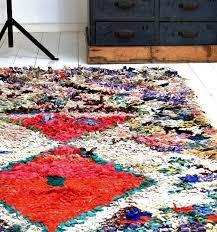 boucherouite rug from