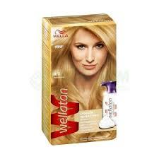 Wella 8 3 Wellaton Permanent Foam Color Designed For Fine Hair Types