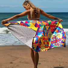 beach towels on sand. Beach Towels On Sand