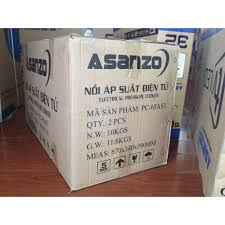 COMBO 2 NỒI ÁP SUẤT ĐIỆN ASANZO PC-65AS1