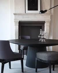 wonderful astonishing best 25 black round dining table ideas on regarding idea 13