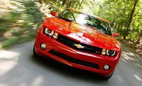 2010 Chevrolet Camaro V-6 | Short Take Road Test | Reviews | Car ...