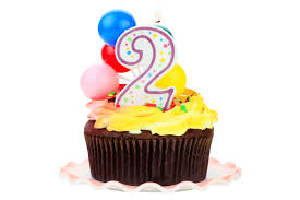 Image result for happy 2nd blogiversary