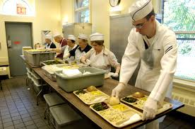 Soup Kitchen Fileus Navy 070524 N 8467n 002 Seaman Apprentice Christopher