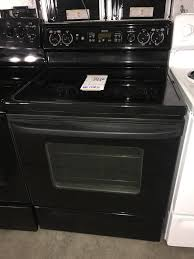 ge glass top stove house ge electric black glass top stove 229 18176 willie s for 0