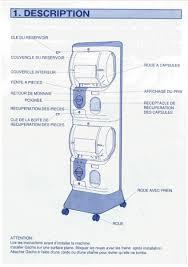 Tomy Gacha Vending Machine Cool Eurogift Jouets Permanents Objets Prime