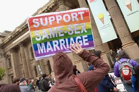 ethical arguments against same sex marriage laws opinion abc the traditional concept of marriage has a place in the law for the purpose of supporting