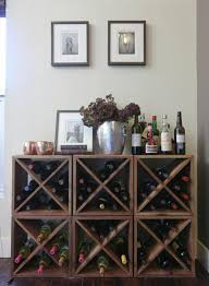 wooden wine rack self build diy ideas with wooden boxes