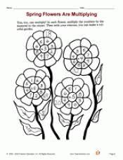 Spring Flowers Are Multiplying Teachervision