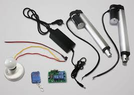 remote control linear actuator secondly connect the wires to the receiver there are 6 terminals on the receiver connect dc 12v power supply to terminals 1 and 2 connect two linear