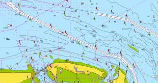 Naval Navigation Charts Nautical Chart