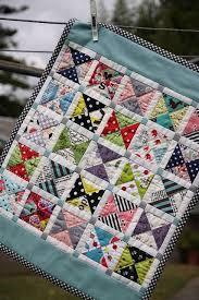 Best 25+ Doll quilt ideas on Pinterest   DIY doll quilt, Mini ... & Down Under Doll Quilt Swap (DUDQS3) - Scrappy hourglass, via Flickr. Adamdwight.com