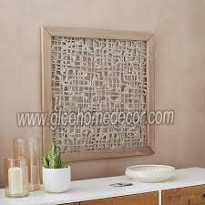 china 3d paper shadow box wall art