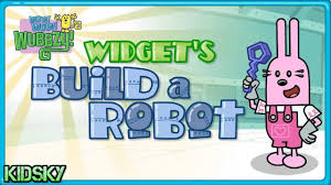 wubbzy widget s build a robot nick jr games gameplay videos 2017