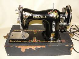 Cinderella Sewing Machine For Sale