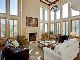 ... High Ceiling Family Room Decorating Ideas Dilatatori Biz Livingigns  Living Color Schemes Curtains Chairs Rugs Pictures ...