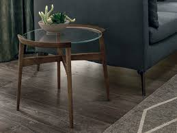 tomaa bloom round coffee table