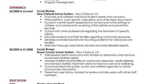 ... resume:Resume Service 8 Amazing Social Services Resume Examples  Livecareer Regarding Social Work Resume Templates ...