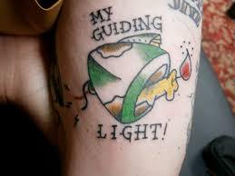 Guiding Light Tattoo Amanda Killoran Flickr