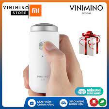 Chính hãng] Máy cạo râu bỏ túi Xiaomi PINJING ED1 (So White ED1) có thể sạc  lại. tại TP. Hồ Chí Minh