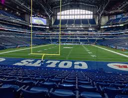 Lucas Oil Stadium Seating Chart For Colts Games Lucas Oil Stadium Section 153 Seat Views Seatgeek