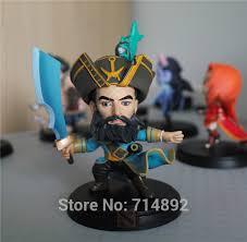 dota 2 kunkka toy dota2 heroes coco pvc q version figure 4 free