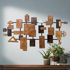 Full assortment of exclusive products found only at our official site. Brown Metal Wall Art Wall Art Lamps Plus