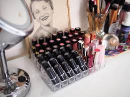 Lipstick separator. I find it very useful because it's easier for me to  find which