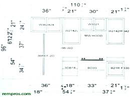 standard kitchen cabinet sizes chart wall oven cabinet dimensions standard wall cabinet depth medium size of