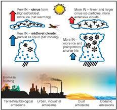 clouds   mineral dust   rain