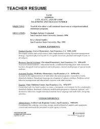 Assistant Teacher Resume Resume Examples For Teacher Assistant