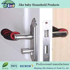 baby safety lock plastic door handle cover kitchen door protector plastic door handle cover kitchen door protector on alibaba