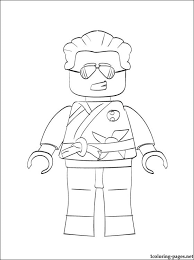 Griffin Turner Coloring Pages